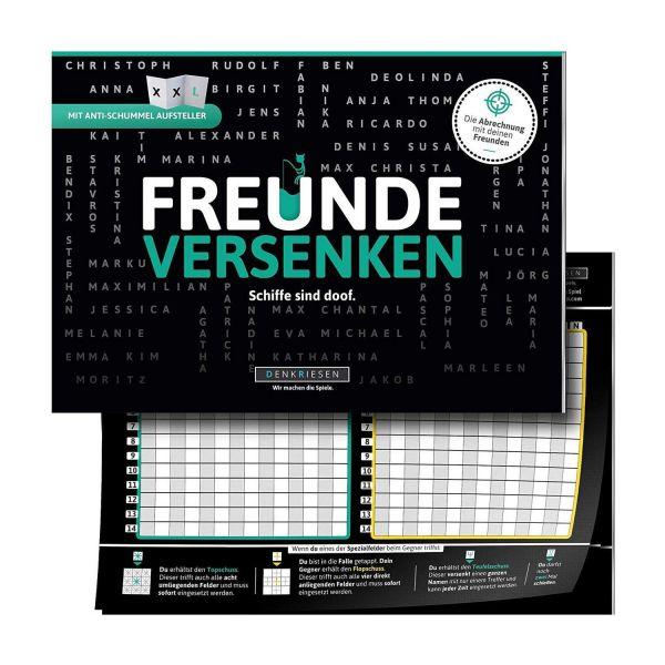 DENKRIESEN FV3001 - Gesellschaftsspiel - Freunde versenken