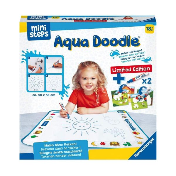 RAVENSBURGER 044177 - Mini Steps - Aqua Doodle Farm, Lim. Edition 2020