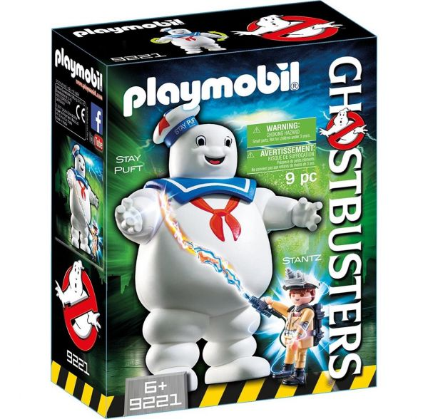 PLAYMOBIL 9221 - Ghostbusters™ - Stay Puft Marshmallow Man