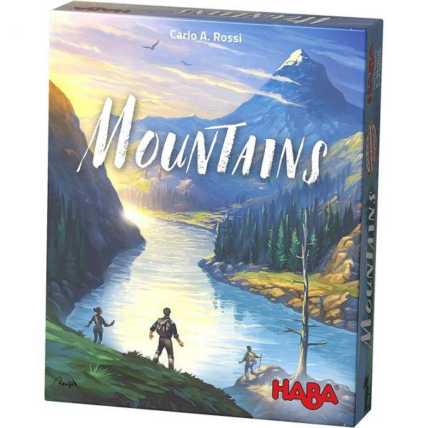 HABA 304367 - Familienspiel - Mountains