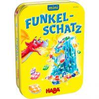 HABA 305902 - Kinderspiel - Funkelschatz mini