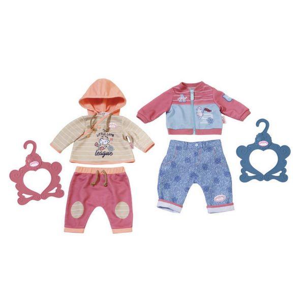 Zapf Creation 701430 - Baby Annabell® Bekleidung - Outfit Junge & Mädchen