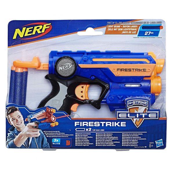 HASBRO 53378 - NERF N-Strike Elite - Firestrike