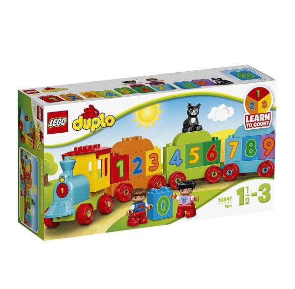 LEGO 10847 - Duplo - Zahlenzug