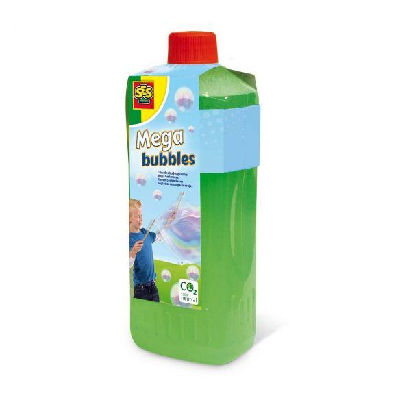 SES 02256 - Gartenspielzeug - Nachfüllset Riesen-Seifenblasen