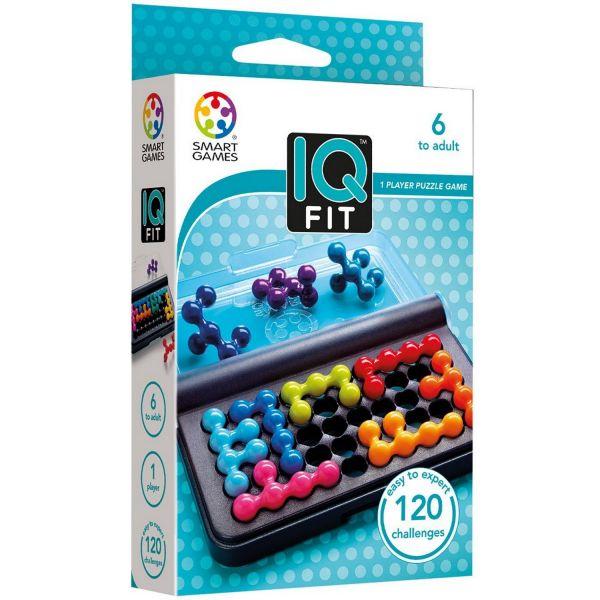SMART GAMES 423 - IQ Reihe - IQ Fit