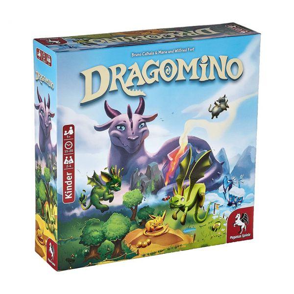 PEGASUS 57111G - Kinderspiel - Dragomino