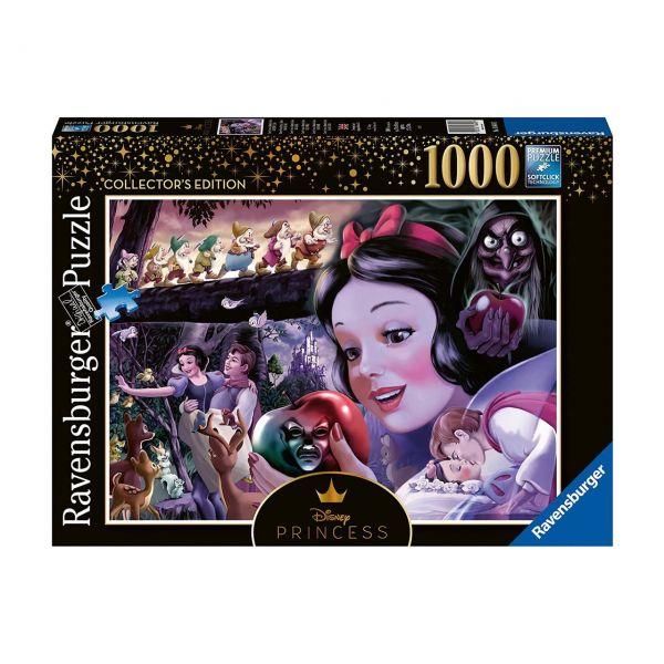 RAVENSBURGER 14849 - Puzzle - Disney Princess, Schneewittchen, 1000 Teile
