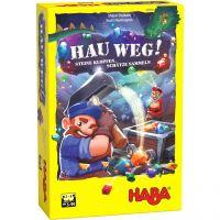 HABA 305844 - Kinderspiel - Hau weg!