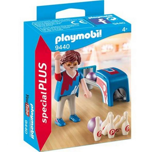PLAYMOBIL 9440 - Special Plus - Bowling-Spieler