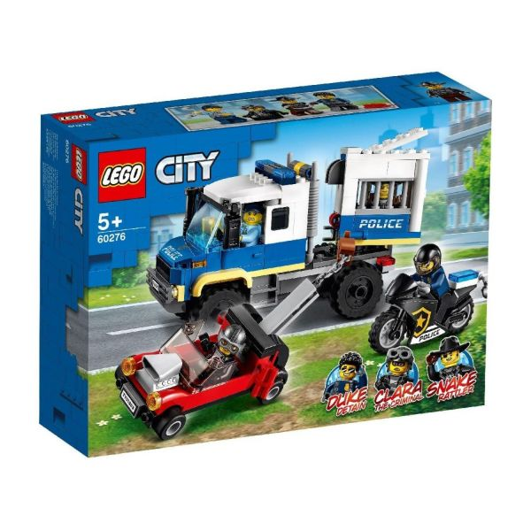 LEGO 60276 - City - Gefangenentransporter