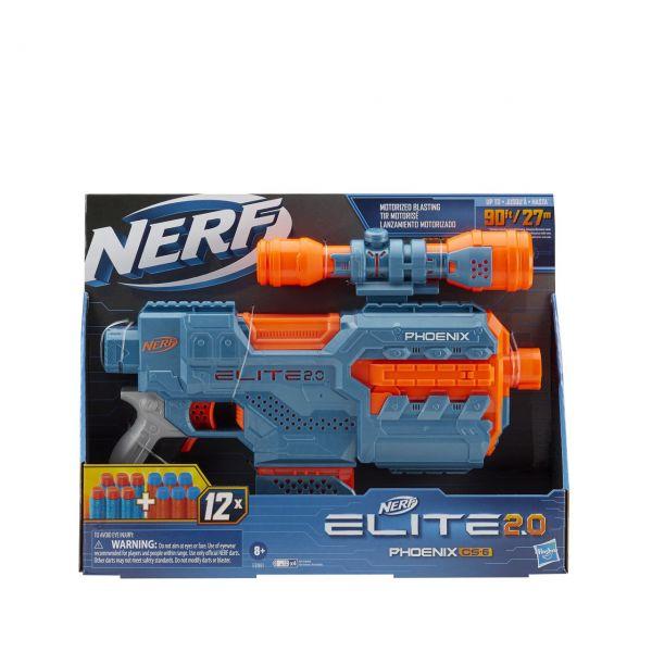 HASBRO E9961 - Nerf Elite 2.0 - Phoenix CS-6