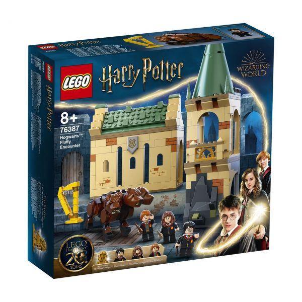 LEGO 76387 - Harry Potter™ - Hogwarts™: Begegnung mit Fluffy