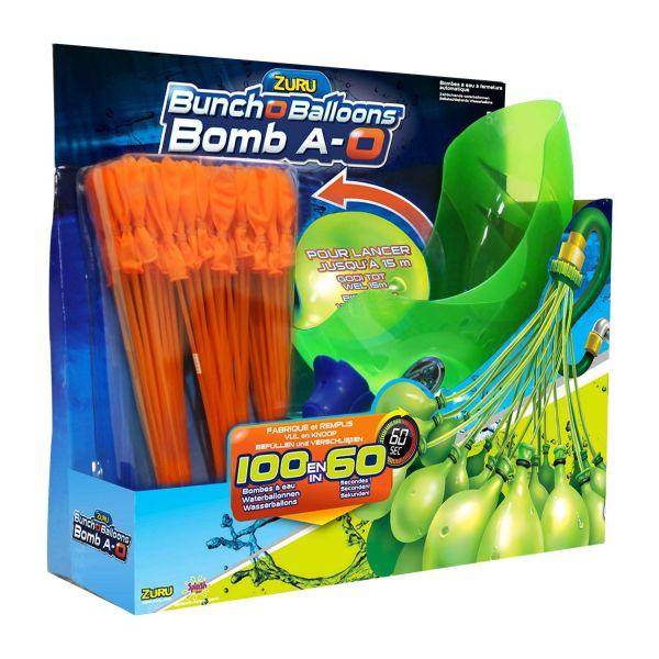Splash Toys 31114 - Gartenspielzeug - Bunch O Balloon Wasserbomben inkl Launcher