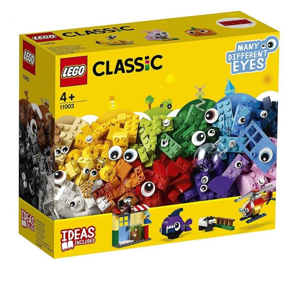 LEGO 11003 - Classic - Witzige Figuren