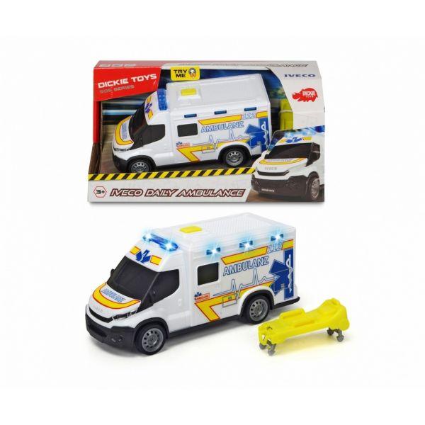 SIMBA 203713012 - Fahrzeuge - Iveco Daily Ambulance
