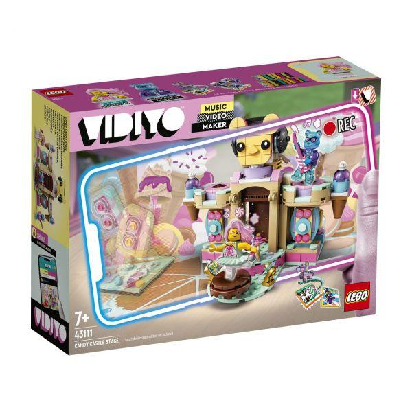 LEGO 43111 - VIDIYO - Candy Castle Stage