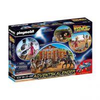 PLAYMOBIL 70576 - Adventskalender - Back to the Future Zurück in die Zukunft, Part III