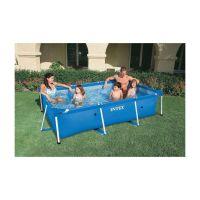 INTEX 28270NP - Planschbecken - Rectangular Frame Pool -  220 x 150 x 60 cm
