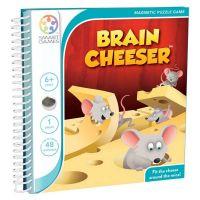 SMART GAMES 250-8 - Magnetische Reisespiele - Brain Cheeser