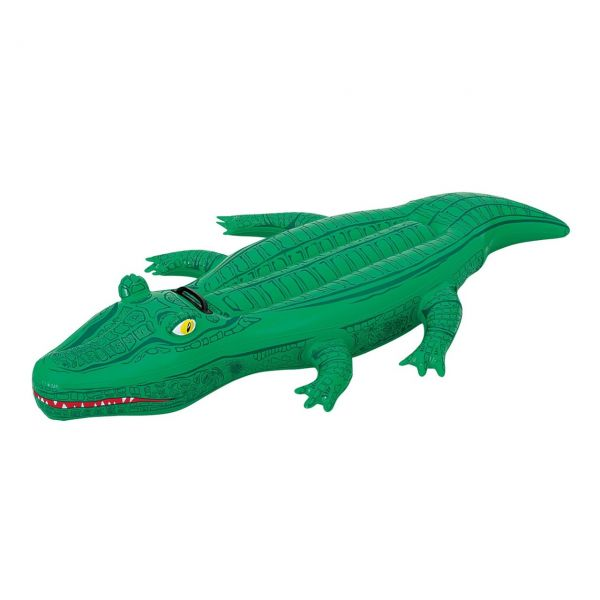 BESTWAY 41010 - Schwimmtier - Krokodil circa 168 x 79 cm