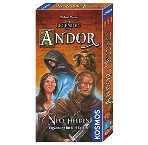KOSMOS 692261 - Strategiespiel - Die Legenden von Andor - Erweiterung