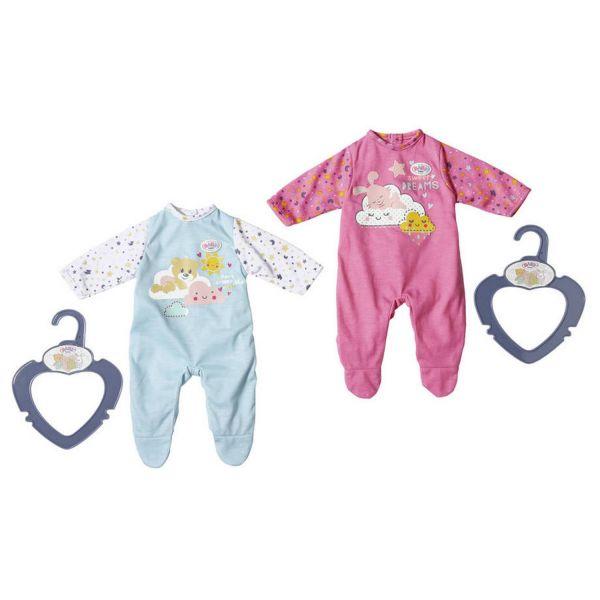 Zapf Creation 826812 - Baby Born® Kleine Nacht Outfits, 2 fach sortiert, 36cm