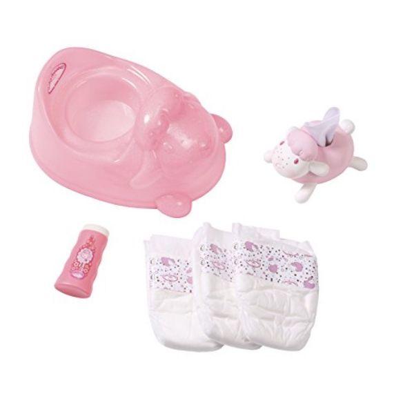 Zapf Creation 700310 - Baby Annabell® Accessories - Töpfchen Training Set