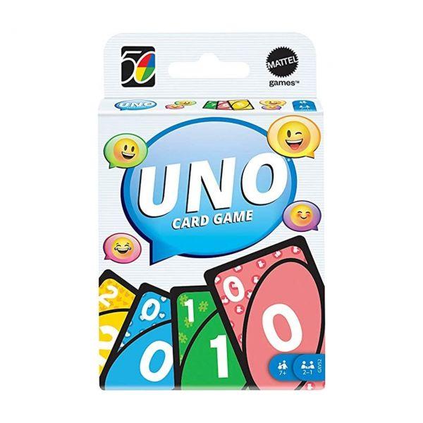 MATTEL GXV52 - Kartenspiel - UNO Iconic 10's