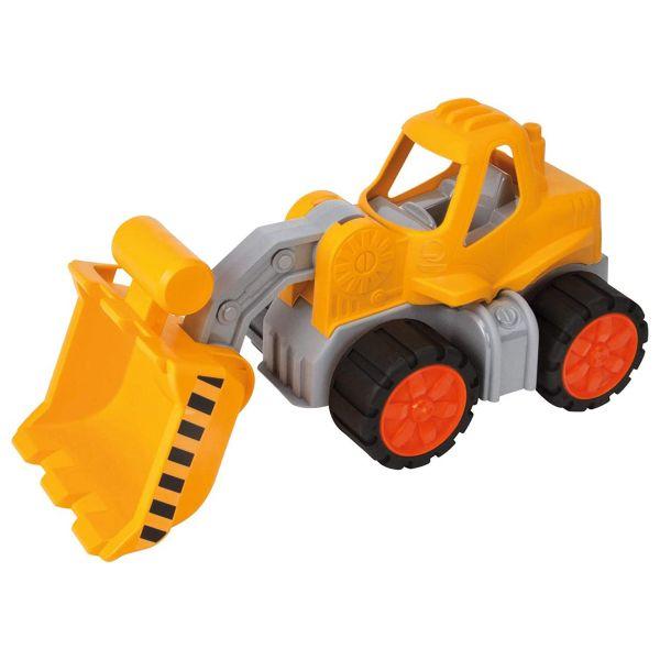 BIG 800055830 - Gartenspielzeug - Power-Worker, Radlader