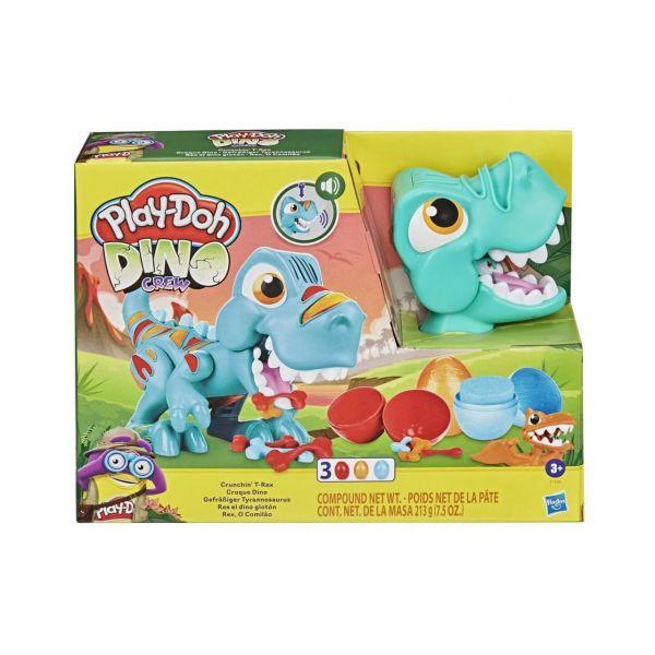 HASBRO F1504 - Play-Doh Dino Crew - Gefräßiger Tyrannosaurus