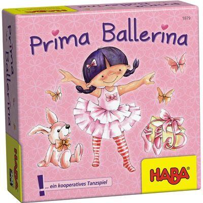 HABA 5979 - Tanzspiel - Prima Ballerina