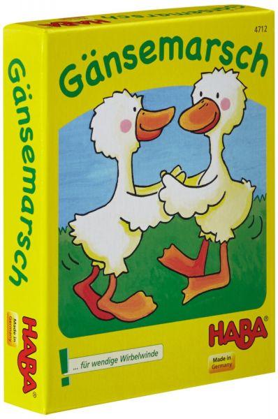 HABA 4712 - Mitbringspiel - Gänsemarsch
