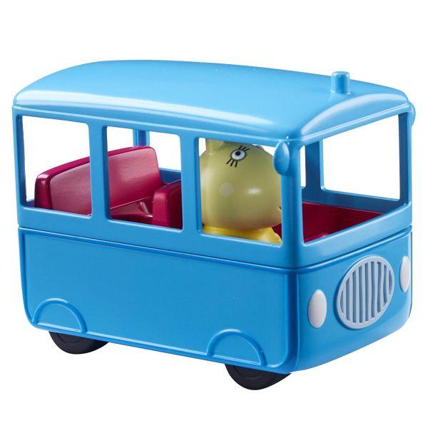 Peppa Wutz 06495 - Fahrzeuge - Peppa's Schulbus