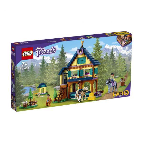 LEGO 41683 - Friends - Reiterhof im Wald