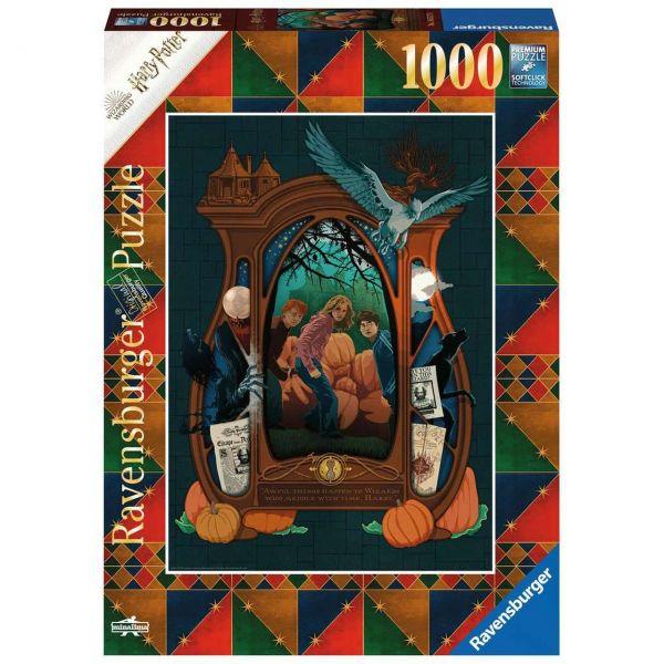RAVENSBURGER 16517 - Puzzle - Harry Potter, Geheimnis um Azkaban, 1000 Teile