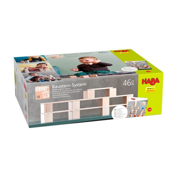 HABA 306248 - Baustein-System - Clever-Up! 1.0