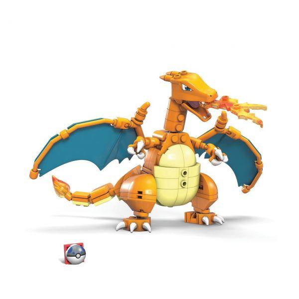 MATTEL GWY77 - Mega Construx Pokémon - Glurak