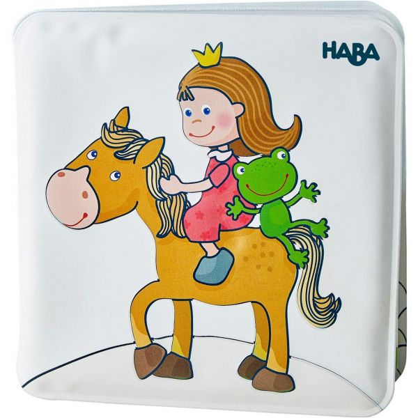 HABA 304706 - Badebücher - Zauber-Badebuch Prinzessin