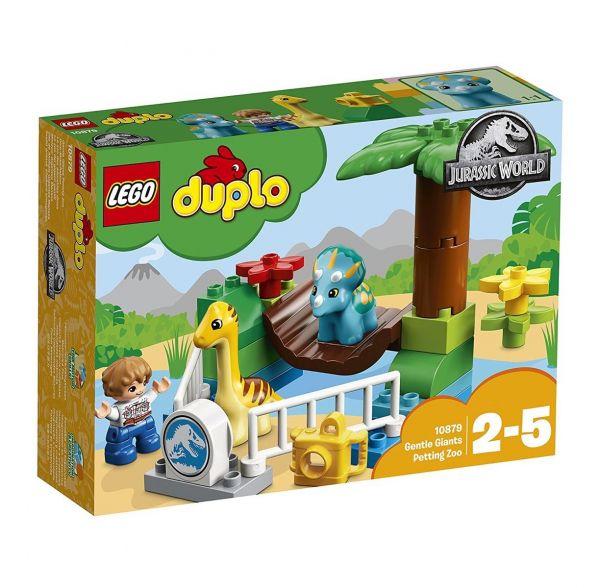 LEGO 10879 - Duplo - Jurassic World Dino Streichelzoo