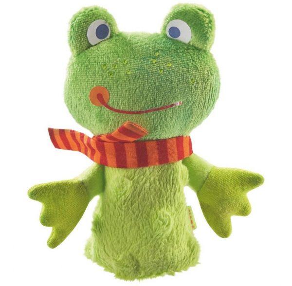 HABA 302912 - Fingerpuppe - Frosch