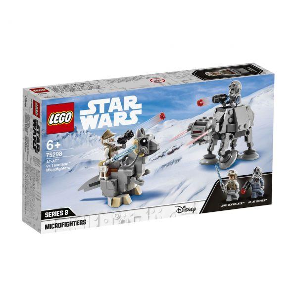 LEGO 75298 - Star Wars™ - AT-AT™ vs Tauntaun™ Microfighters