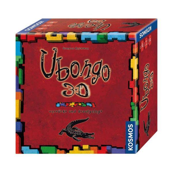 KOSMOS 690847 - Familienspiel - Ubongo 3D