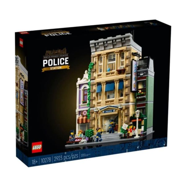 LEGO 10278 - Creator Expert - Polizeistation