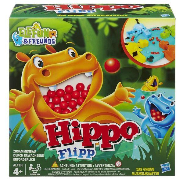 HASBRO 98936 - Kinderspiel - Hippo Flipp