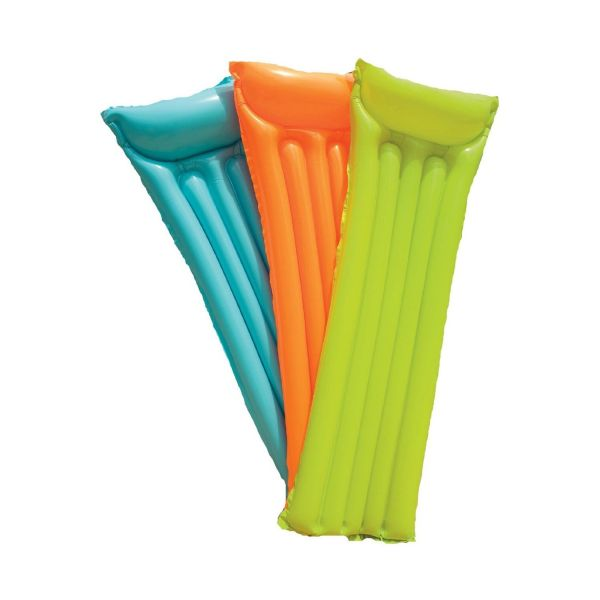 INTEX 59703 - Luftmatratze - Economats, mehrfarbig, 183x69cm
