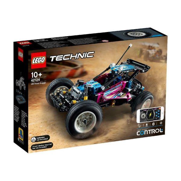 LEGO 42124 - Technic - Geländewagen Control+