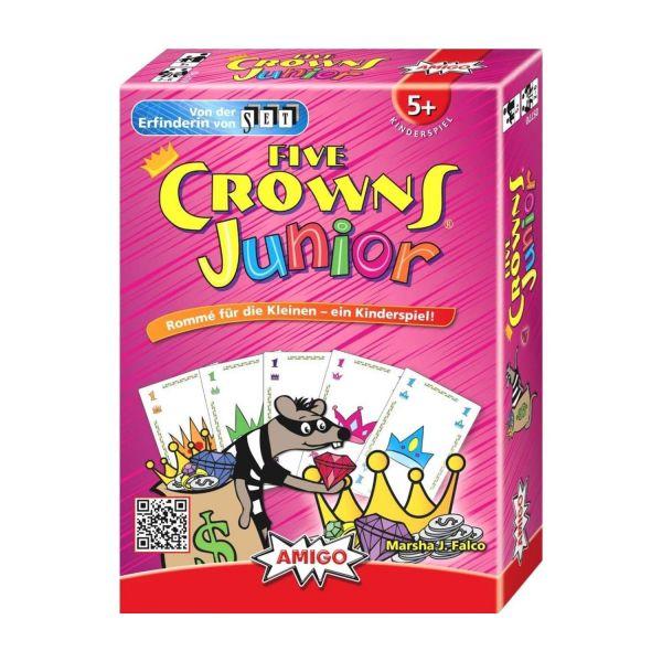 AMIGO 05770 - Kinderspiele - Five Crowns Junior