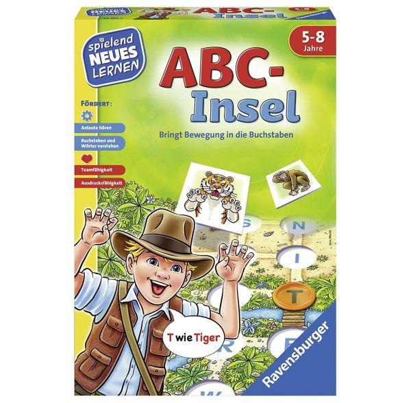 RAVENSBURGER 24952 - Spielend neues Lernen - ABC Insel
