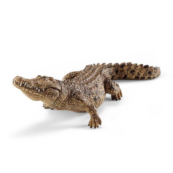 SCHLEICH 14736 - Wild Life - Krokodil